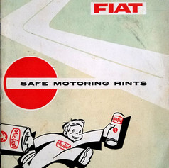 Fiat Safe Motoring Hints