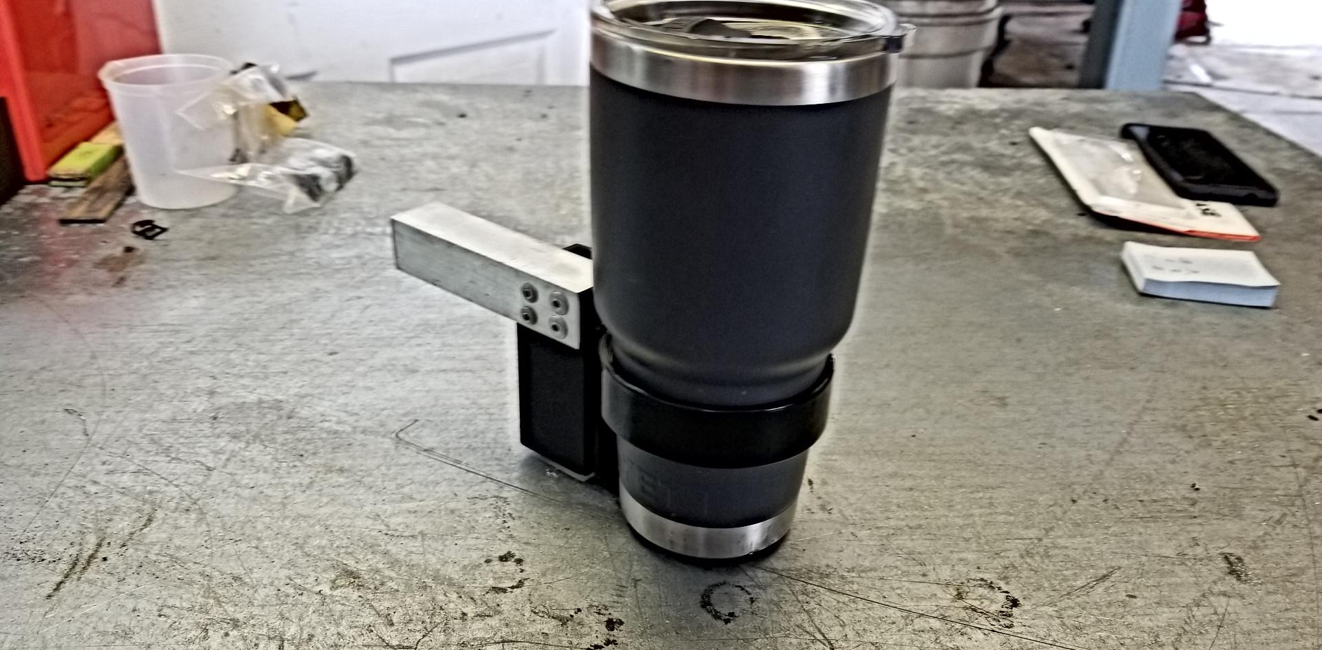 Prototype with Large Mug