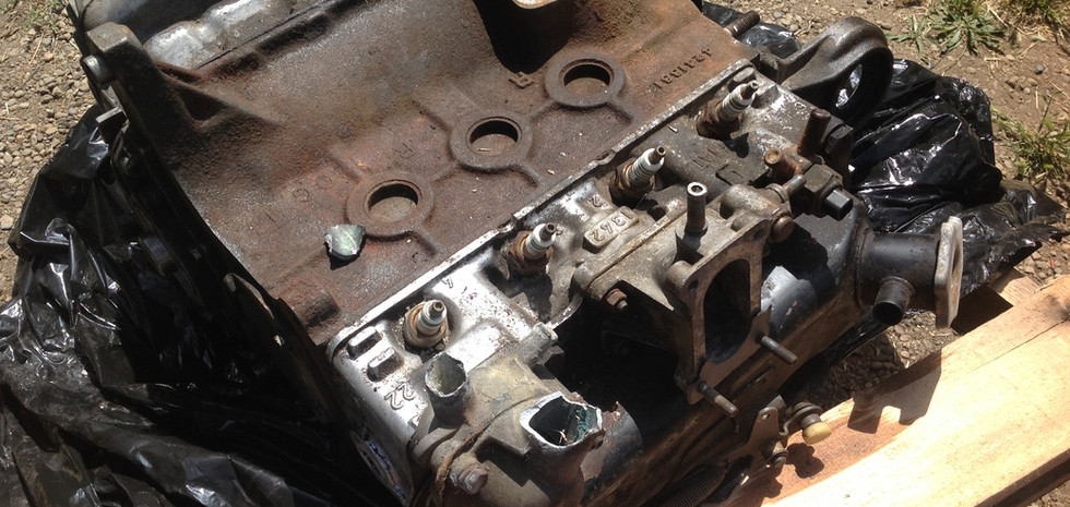 914cc Motor Project