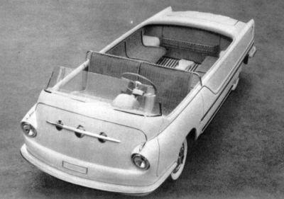 1956 Boano Marina Torpedo