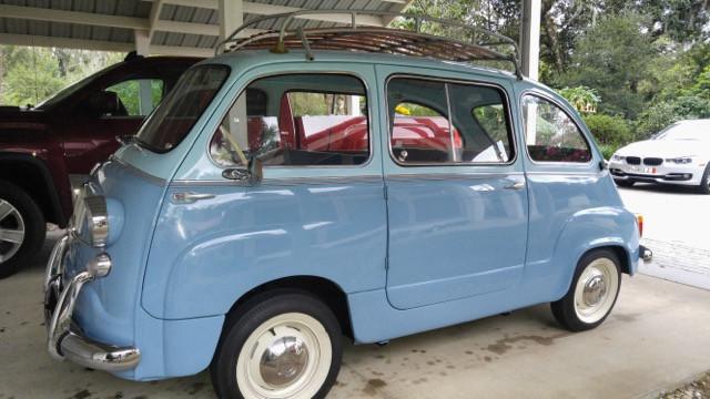 1960 600 4-5 Seat