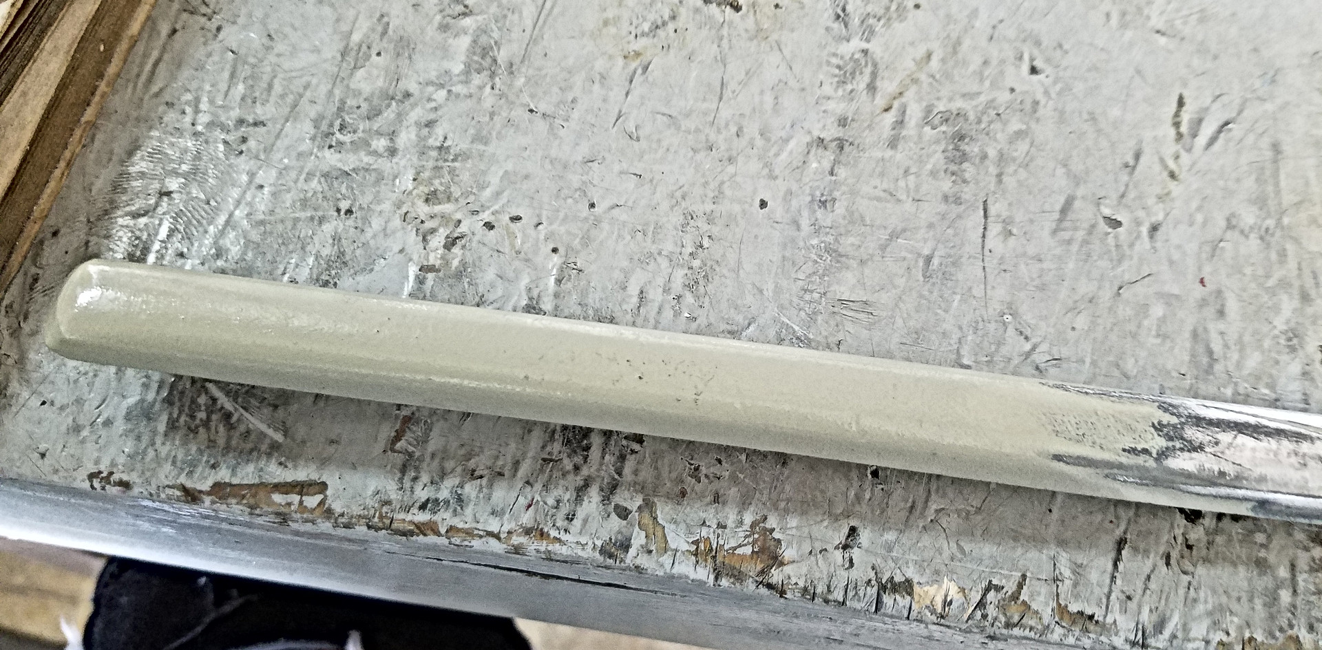 Seat Back Trim/Luggage Strips