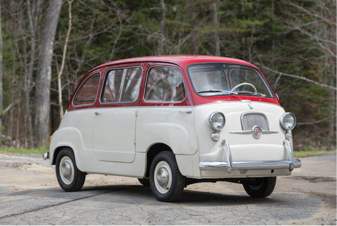 1959 600 6-Seat