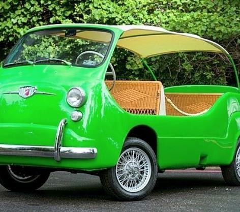 1961 Moretti Jolly