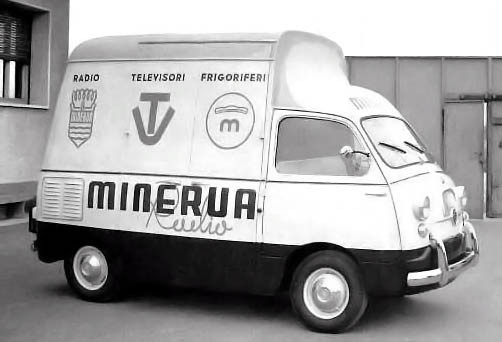 The Fiat Multipla: The World's First MPV