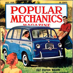 Popular Mechanics, July 1958