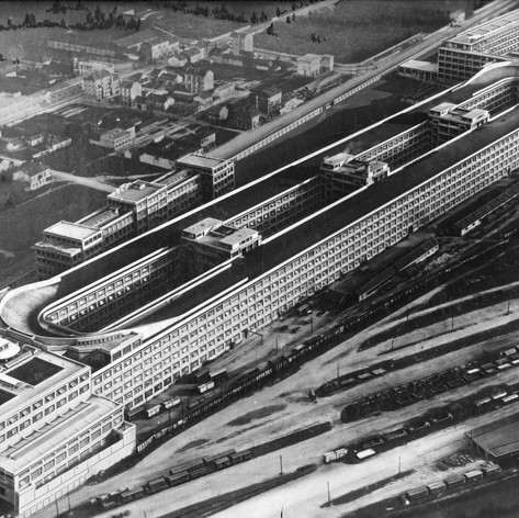 Fiat's Lingotto Factory