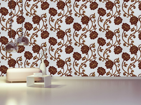 The benefits of wallpaper over paint