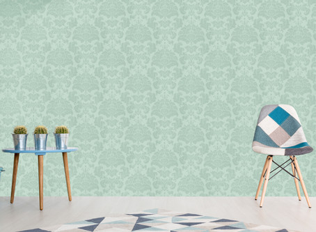 How wallpaper will help you transform your home