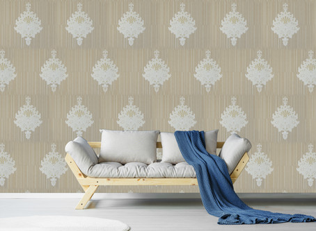 Choosing wallpaper for small rooms