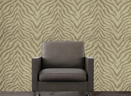 Choosing between vintage wallpaper and modern wallpaper