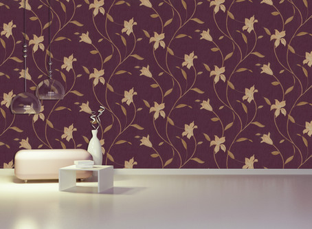 Why decorate your home with wallpaper?