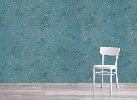 Stripping old wallpaper made easy