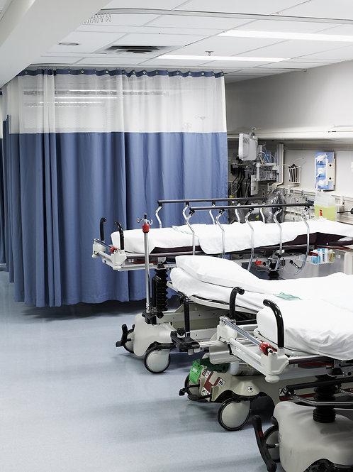 ستائر للمستشفيات