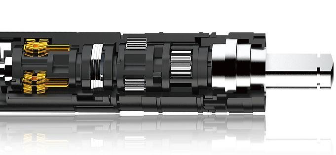 Tubular motors for roller blinds and roman blinds from Fujikawa Japan motors Dubai, UAE & KSA