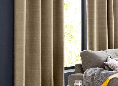 Bespoke Curtains & Window Blinds