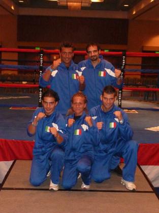 Con i Coach Luca Cuccu e Daniele Brunozz