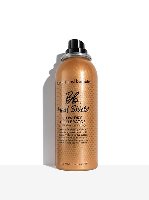 Heat Shield Blow Dry Reduce blow-dry time + protect against heat
