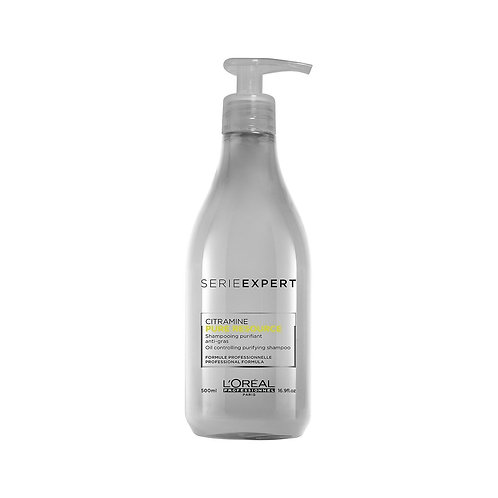 Pure Resource Clarifying Shampoo 500mls/300mls