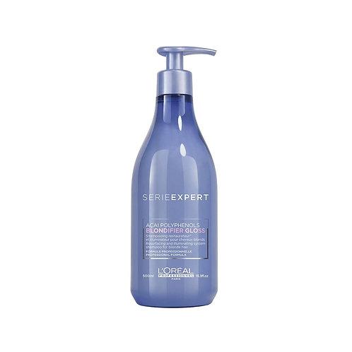 Blondifier Gloss Illuminating Shampoo 500mls/300mls