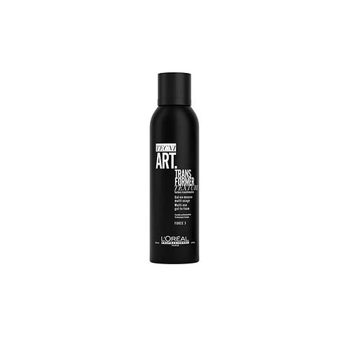 Tecni Art Transformer Lotion multi-use Gel to Foam