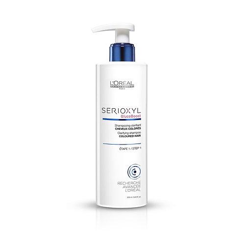 Serioxyl Shampoo for Natural Hair