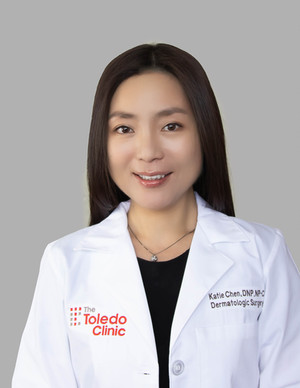 Welcome Katie Chen!