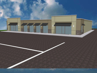 New Building Construction Underway!