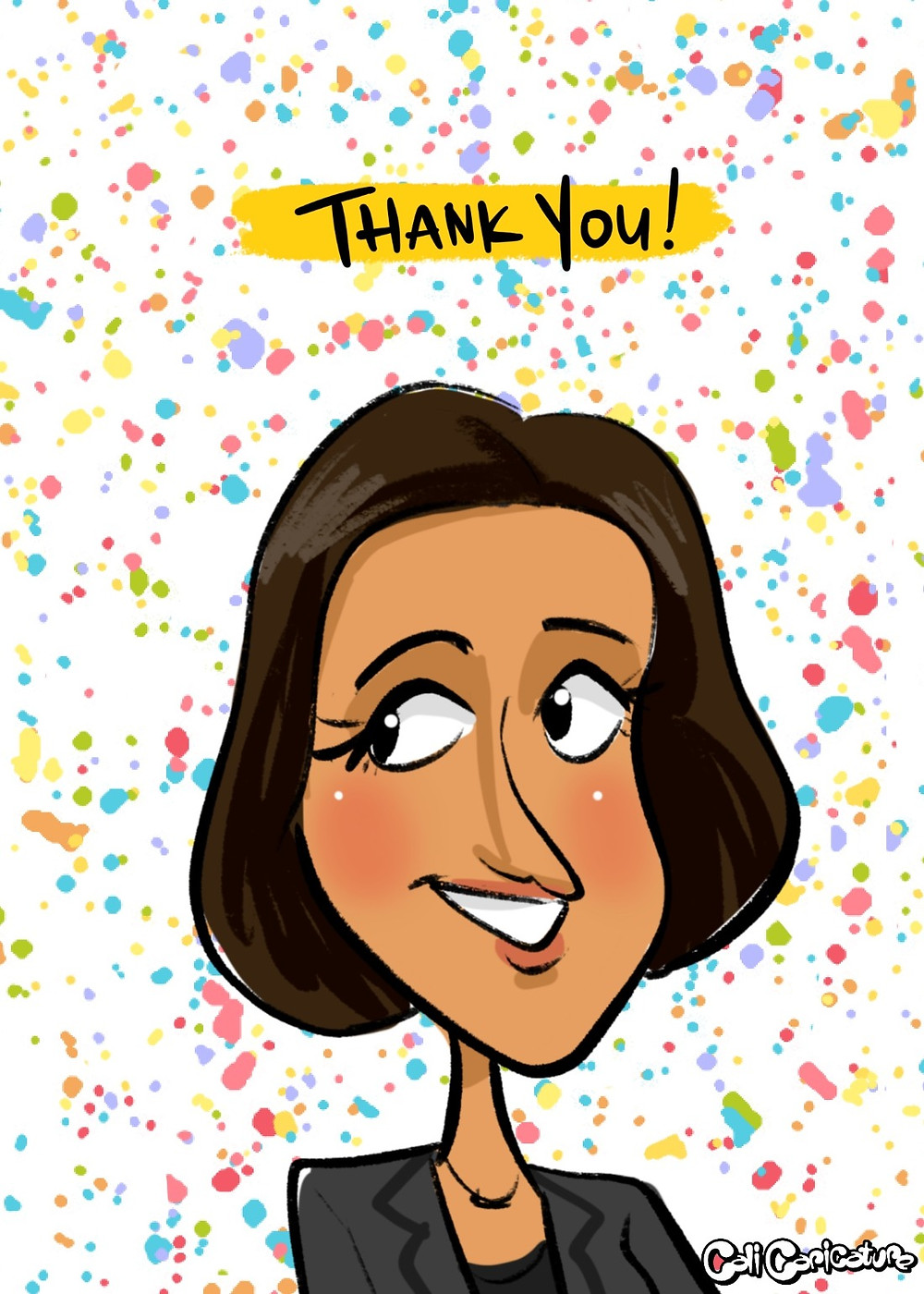 group teacher yearbook photos pictures staff faculty teachers appreciation support caricature cartoon drawing support thank you gifts idea portrait faces art fun creative