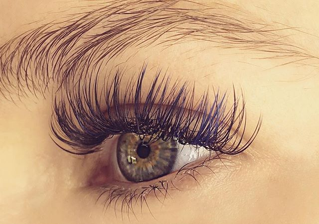 Add color to your lashes!