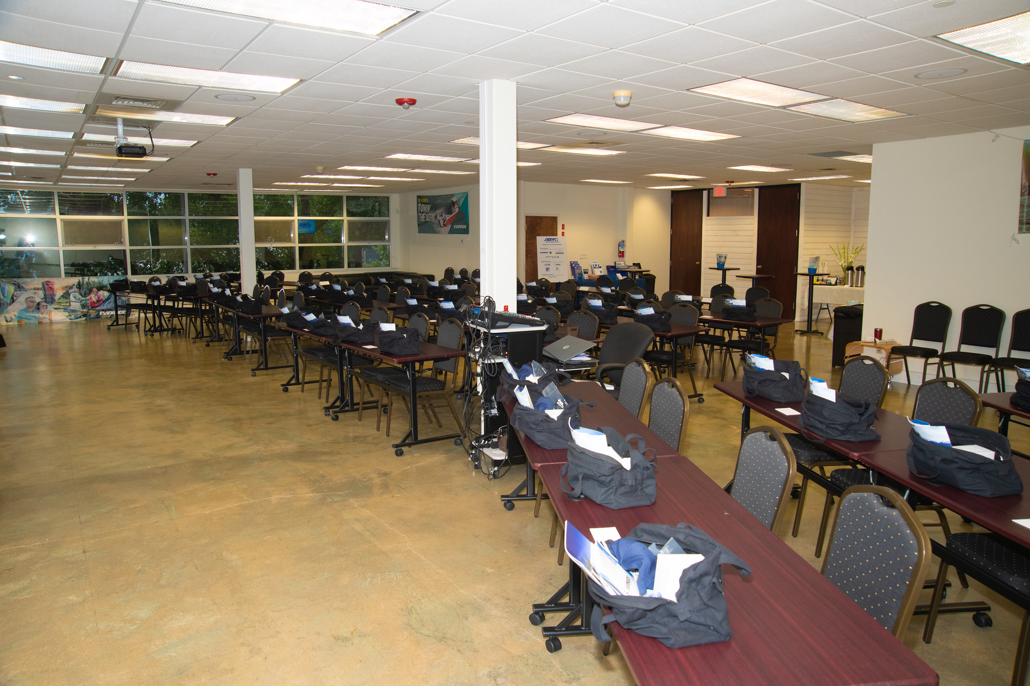 long classroom