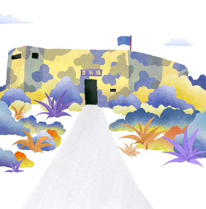 馬祖(四鄉五島)重要海防據點