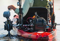 Saltwater Trolling Motor vs Freshwater Trolling Motor - Wait, there's a difference? Really?