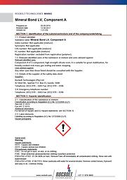 MSDS_Mineral Bond LV comp A_Website.png
