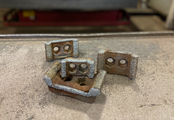 Welded Inserts