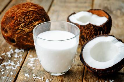 A la découverte du lait de coco