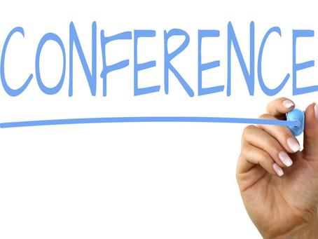 Conférences du 15/16 juin