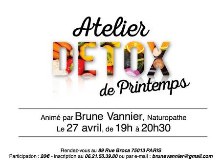 Atelier Detox