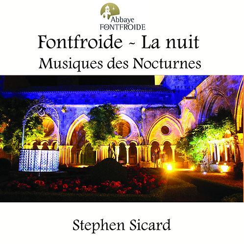 Fontfroide - La Nuit