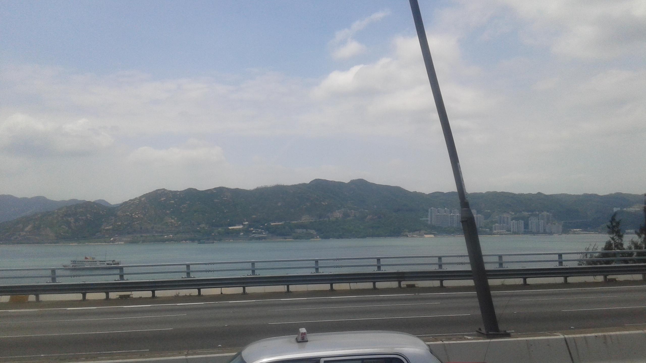 Hong Kong Harbor 3