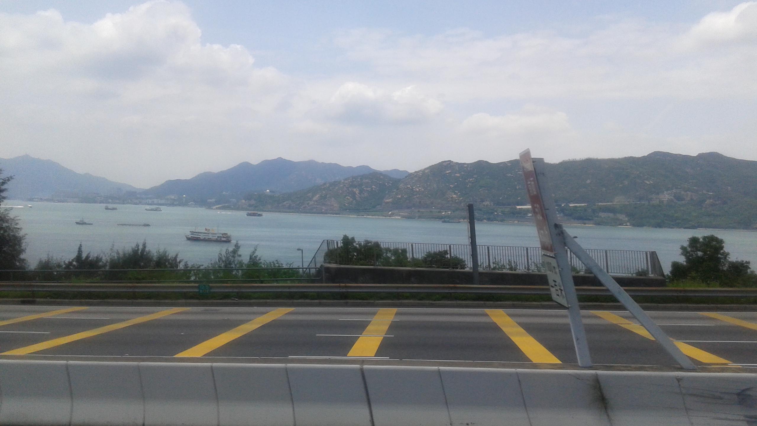 Hong Kong Harbor 2