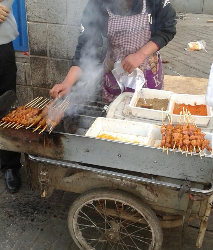 Tim's Favorite Street Vendor