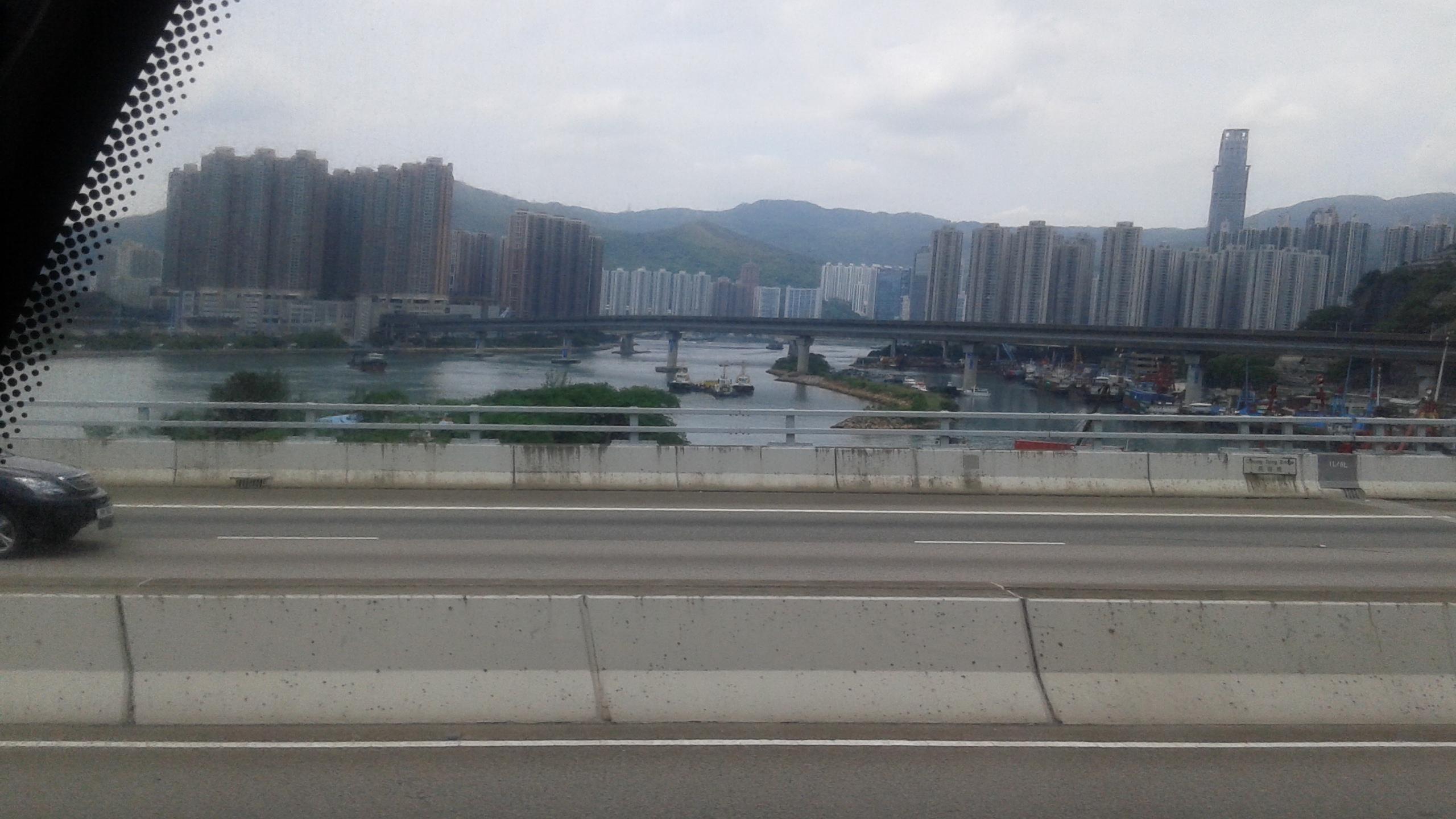 Hong Kong Harbor 6