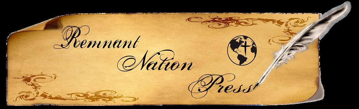 Remnant Nation Press Official Logo