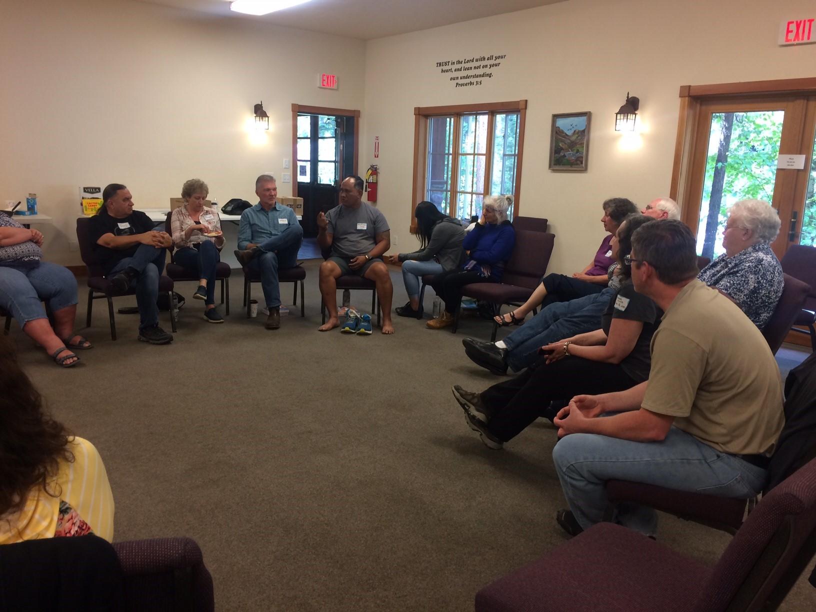 Montana Gathering
