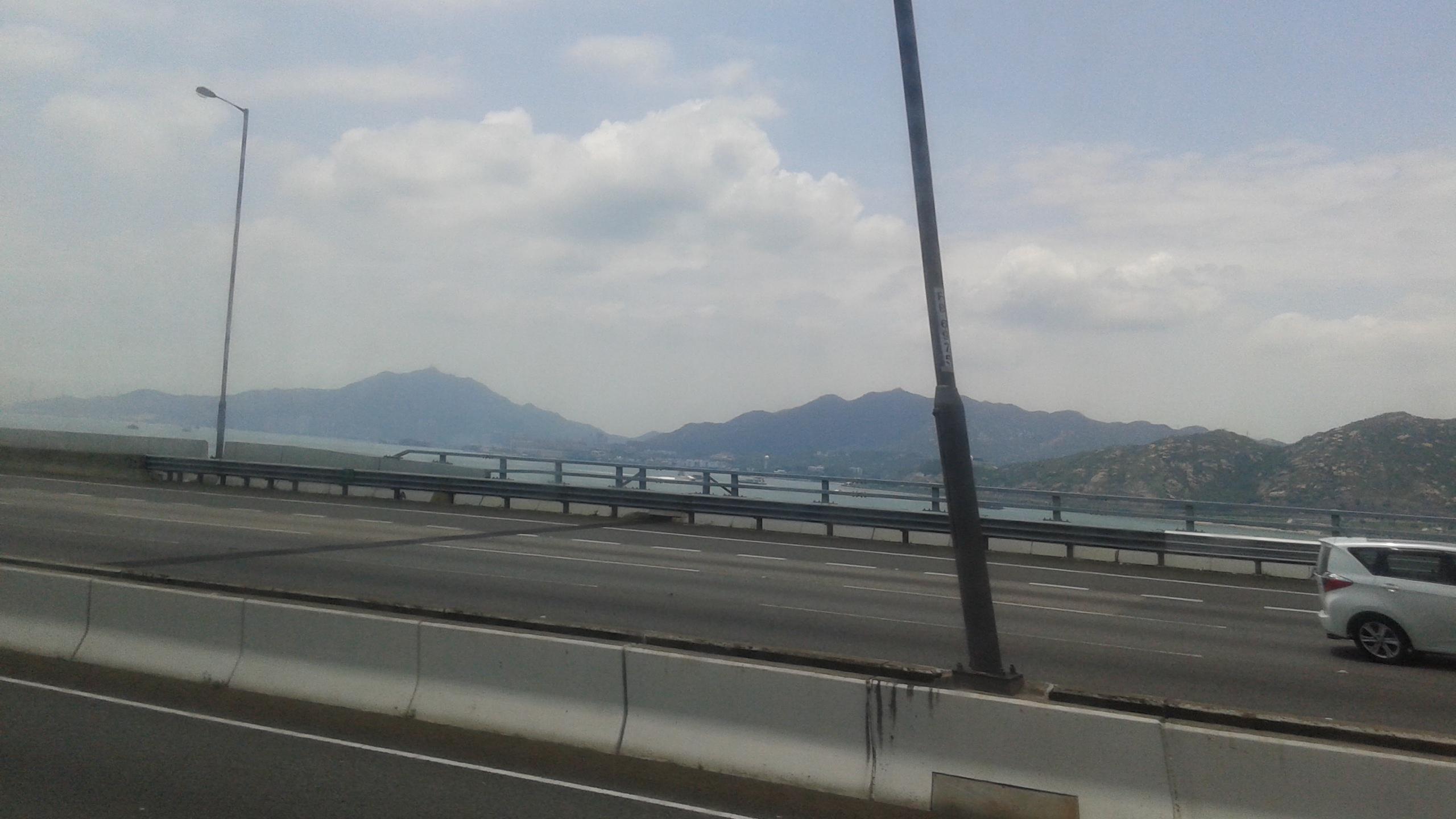 Hong Kay Harbor 1