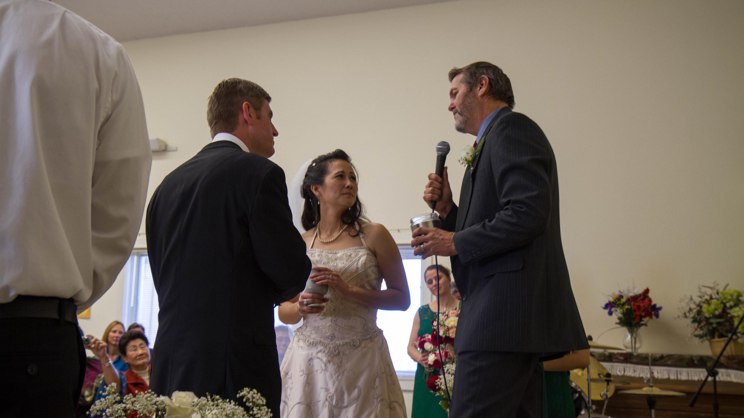 Pastor Steve Sealing Our Salt Covenant