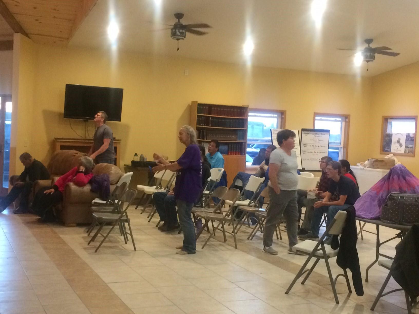 Hands of Faith Ministry Center