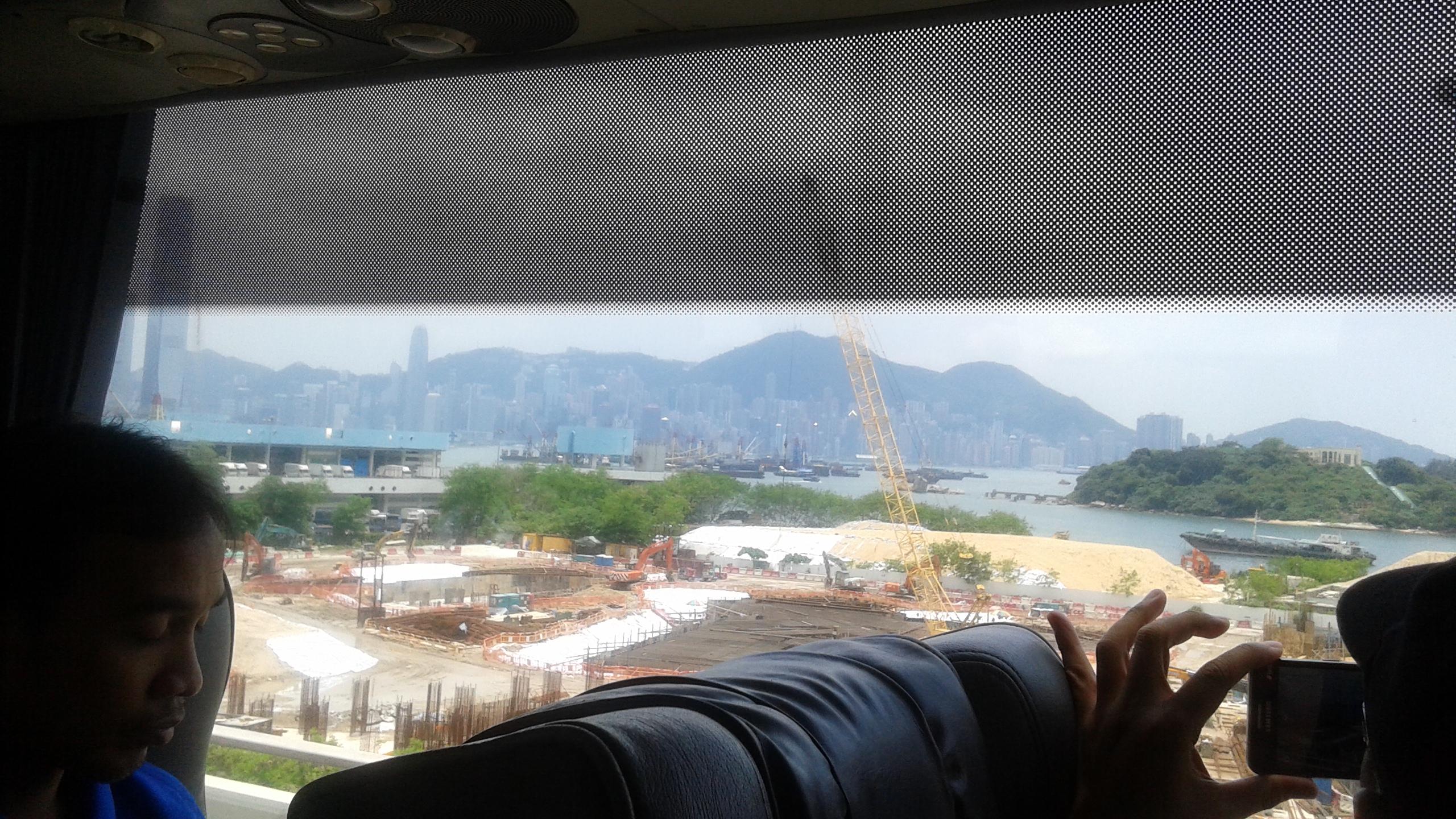 Hong Kong Harbor 9