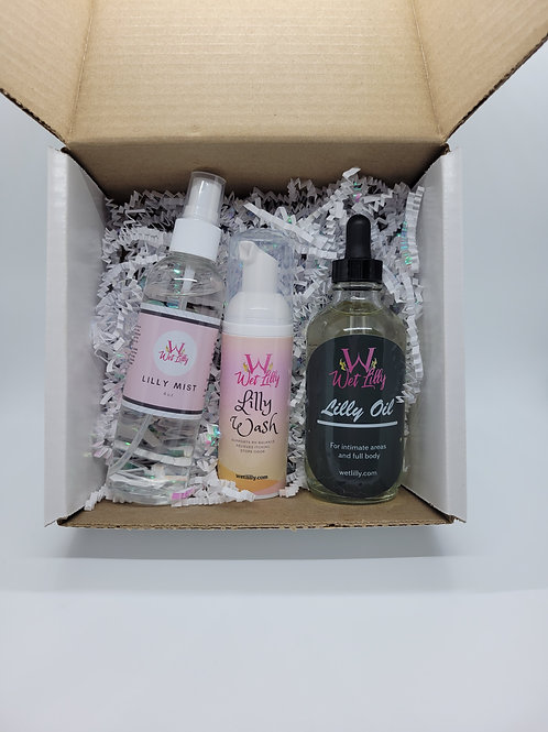 Lilly Care Package